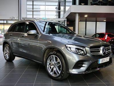 begagnad Mercedes 300 GLC BenzAMG 4M Leasebar 2018, SUV 500 000 kr