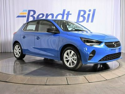 begagnad Opel Corsa dealer