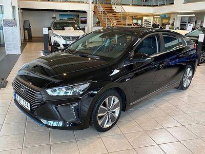begagnad Hyundai Ioniq Hybrid Premium Automat