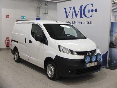 begagnad Nissan NV200 Van Skåp