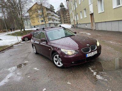 begagnad BMW 523 i Touring 177hk