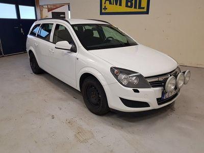 begagnad Opel Astra 1.7 CDTI 110hk DRAG -11