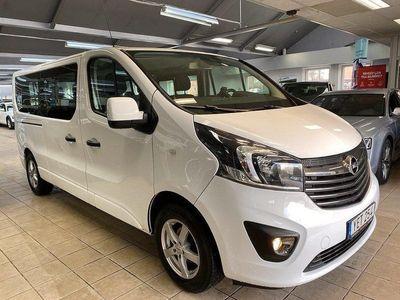 begagnad Opel Vivaro 1.6 (145hk)*CDT*9-Sitz*0:-Ränt*