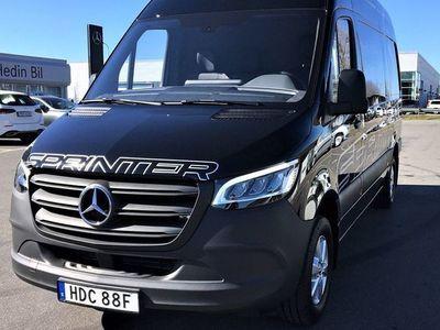 begagnad Mercedes Sprinter 316 CDI 10,5 m3