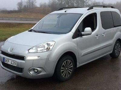 begagnad Peugeot Partner Tepee Partner 1,6 HDi Tepee 2014, Kombi 114 500 kr