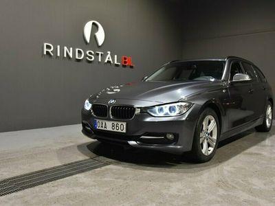 begagnad BMW 318 d xDrive F31 Touring Sport Line DRAG 2014, Kombi Pris 129 900 kr