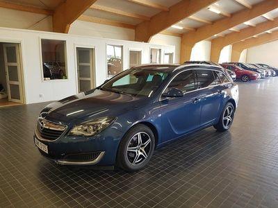 brugt Opel Insignia Sports Tourer 1.6 CDTI Euro 6 1 -16