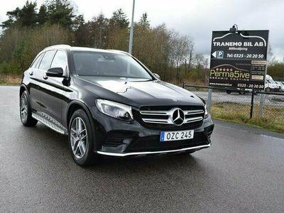 begagnad Mercedes 300 GLC Benz4MATIC AMG Panorama 2019, SUV Pris 495 000 kr