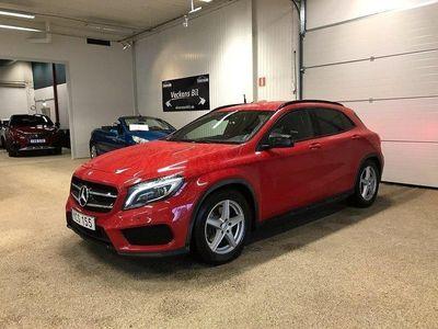 begagnad Mercedes GLA220 4Matic 177hk Aut *AMG-