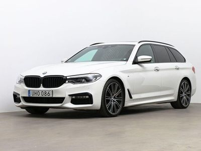 begagnad BMW 530 d xDrive In-Edition/Nypris 800.000kr