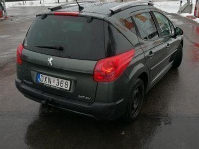 begagnad Peugeot 207 1,6 HDI -08
