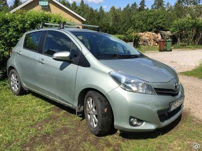gebraucht Toyota Yaris 1.33 5-D (99hk) Comfort ACC drag -12