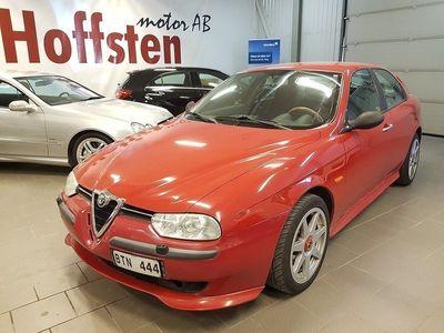 begagnad Alfa Romeo 156 2.0 TS 155hk Tuff! 0% i ränta Byte tages