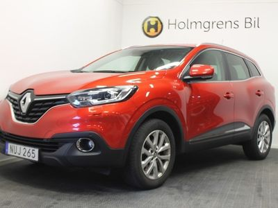 "begagnad Renault Kadjar 1.2 TCe 130hk Zen ""Dragkrok"""