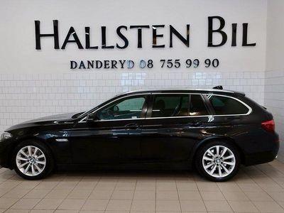 begagnad BMW 530 d xDrive Aut | Skinn | Drag | Svensks