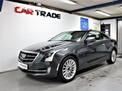 begagnad Cadillac ATS