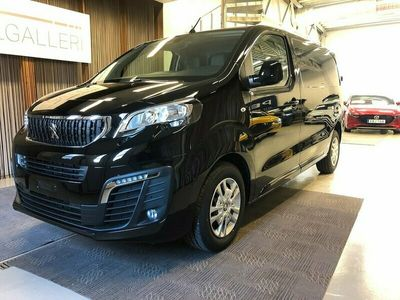 begagnad Peugeot Expert Skåpbil PRO+ Dieselvärmare Automat Dragkrok