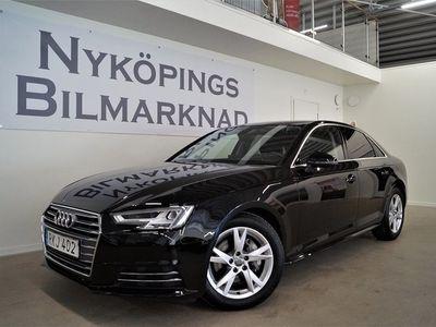 brugt Audi A4 2,0TDI 190HK ULTRA PROLINE SPORT EURO6