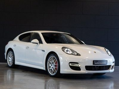 begagnad Porsche Panamera Turbo 500hk -10