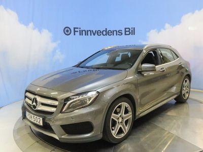 begagnad Mercedes GLA220 CDI 4MATIC AMG,v-hjul