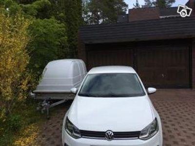 begagnad VW Polo TSI 90 DSG Masters -14