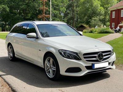 begagnad Mercedes C350 T e 7G-T Laddhybrid Bytes