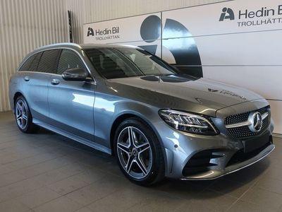 brugt Mercedes C200 KOMBI MILDHYBRID AMG-line