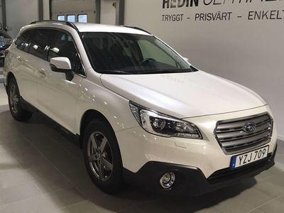 begagnad Subaru Outback 2.1D BASE