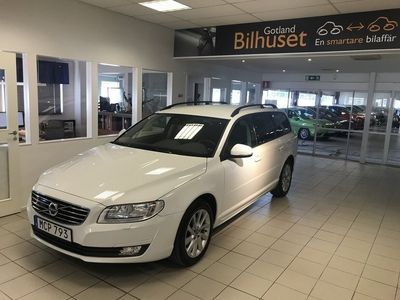 used Volvo V70 D3 Geartronic Kinetic, Euro 6 150hk