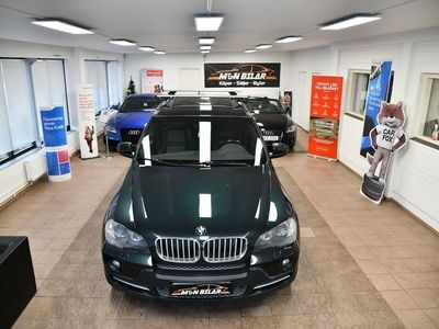 begagnad BMW X5 4.8i Maxutrustad Sport line 355hk Pano -07