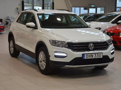 begagnad VW T-Roc 1.0 TSI