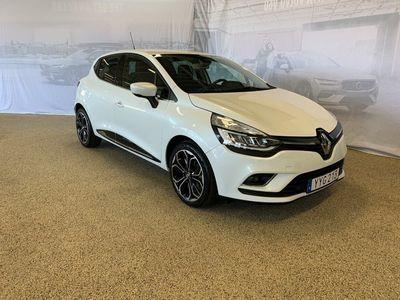 begagnad Renault Clio PhII Energy TCe 90 Intens 5-d, Nybilsgaranti t.o.m 2023-04-10, Navigation, Parkeringsradar bak