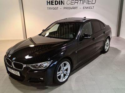 begagnad BMW 318 3 - serien d M - SPORT / LÄDER / TAKLUCKA