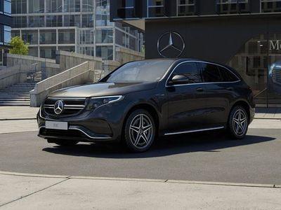 begagnad Mercedes EQC 400 4MATIC 6999:-/mån exkl.moms TJÄNSTEBILSERBJUDANDE