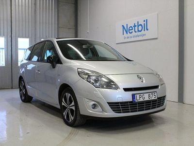 begagnad Renault Grand Scénic 2.0dCi BOSE 150hk Drag /