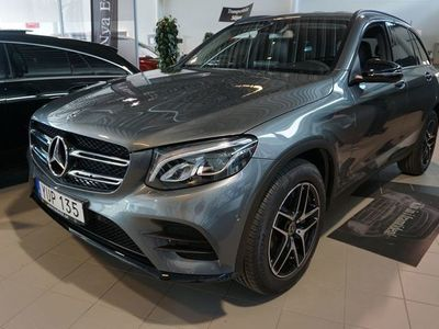 begagnad Mercedes GLC250 4-Matic SUV Aut