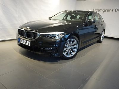 begagnad BMW 520 d xDrive Touring Connected Edition HiFi Drag