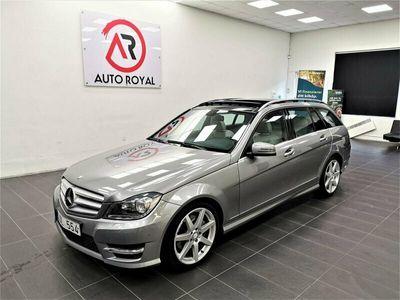begagnad Mercedes C250 204 KCDI 4MATIC