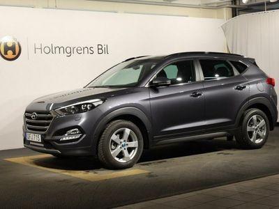 begagnad Hyundai Tucson 1.6 T AUT-D7 4WD Premium