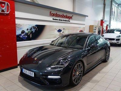 begagnad Porsche Panamera Turbo 550HK Svensksåld