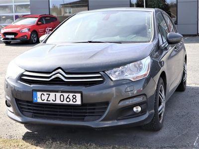 begagnad Citroën C4 1.6 VTi 120hk