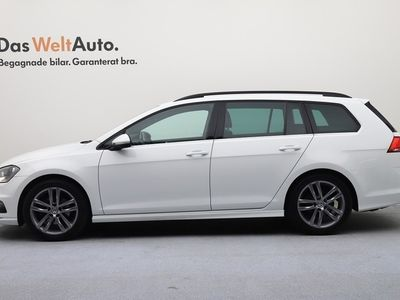 begagnad VW Golf SC TSI 150 DSG/R-line