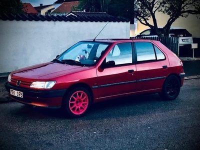 begagnad Peugeot 306 xr