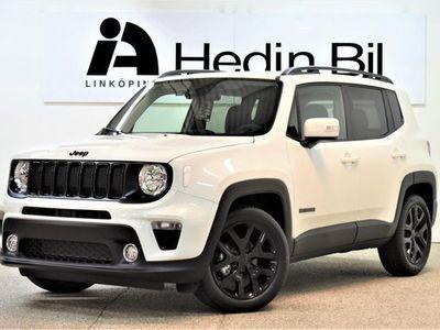 begagnad Jeep Renegade 1.0 Night Eagle manuell 2020, SUV 219 900 kr