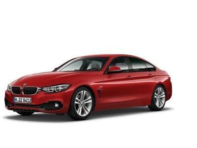 brugt BMW 420 d xDrive GC Connected/ Parking/ Hifi