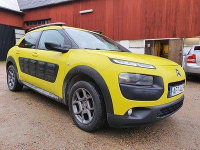 begagnad Citroën C4 Cactus Pure-Tech, Lågmilare
