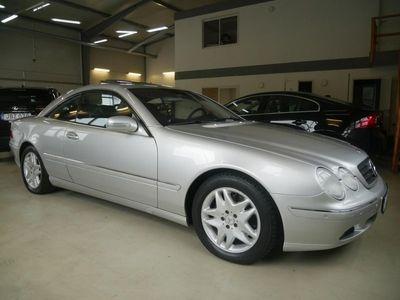 begagnad Mercedes CL500 5G-Tronic 306hk / Sv-såld