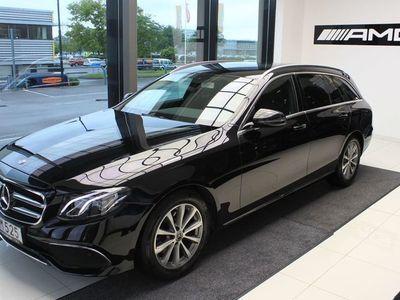begagnad Mercedes E200 Kombi