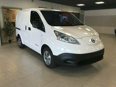 begagnad Nissan e-NV200 Van Premium 40 kWh DSD FÖRETAGSLEASING
