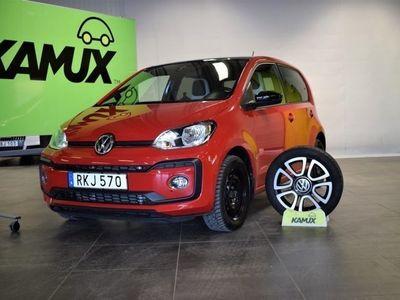 gebraucht VW up! 5dr 1.0 High S&V-Hjul (90hk)